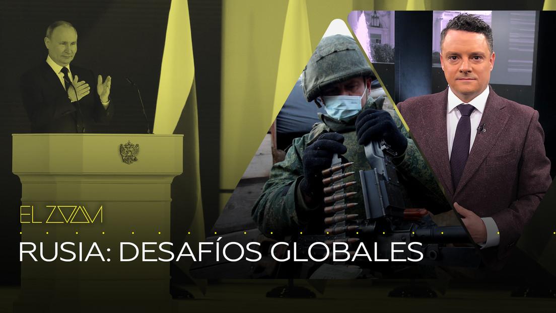 Rusia: desafíos globales