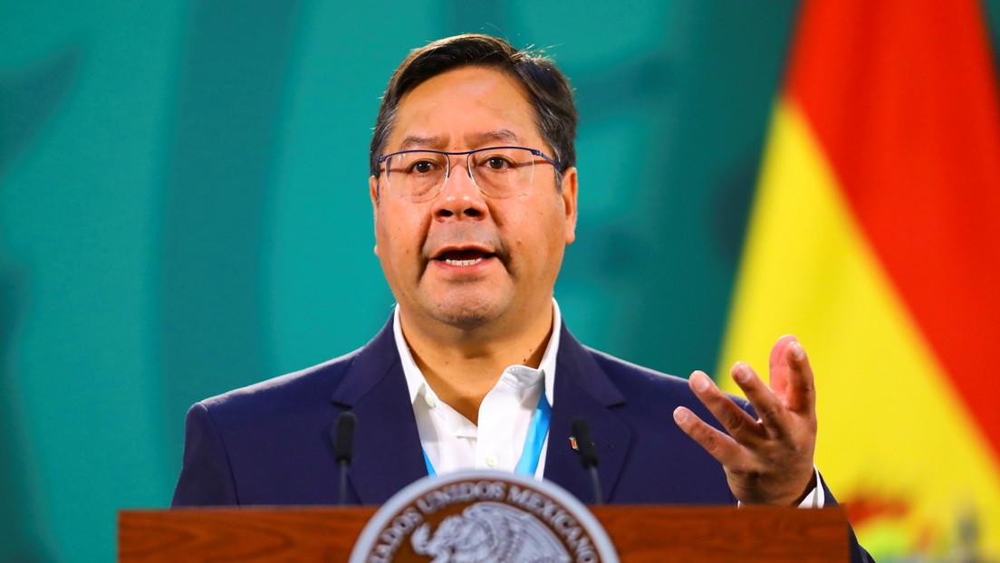 Presidente de Bolivia, Luis Arce