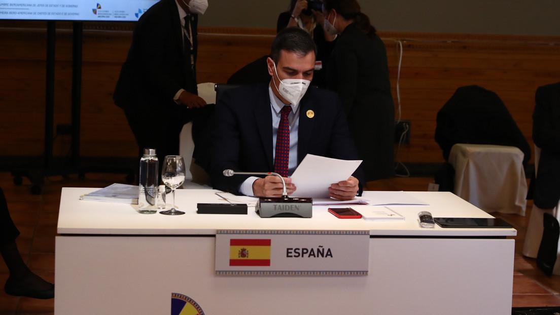Pedro Sánchez anuncia que España donará al menos 7,5 millones de dosis de vacunas contra el covid-19 a América Latina