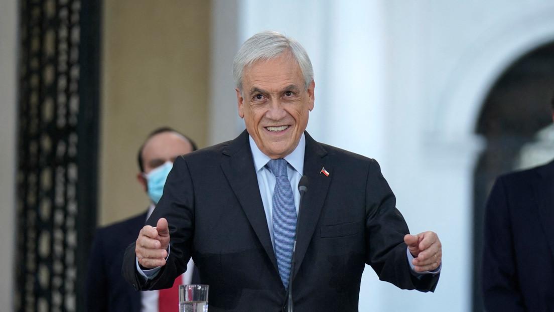 La oposición de Chile prepara una acusación constitucional contra Piñera por el rechazo al tercer retiro de las AFP