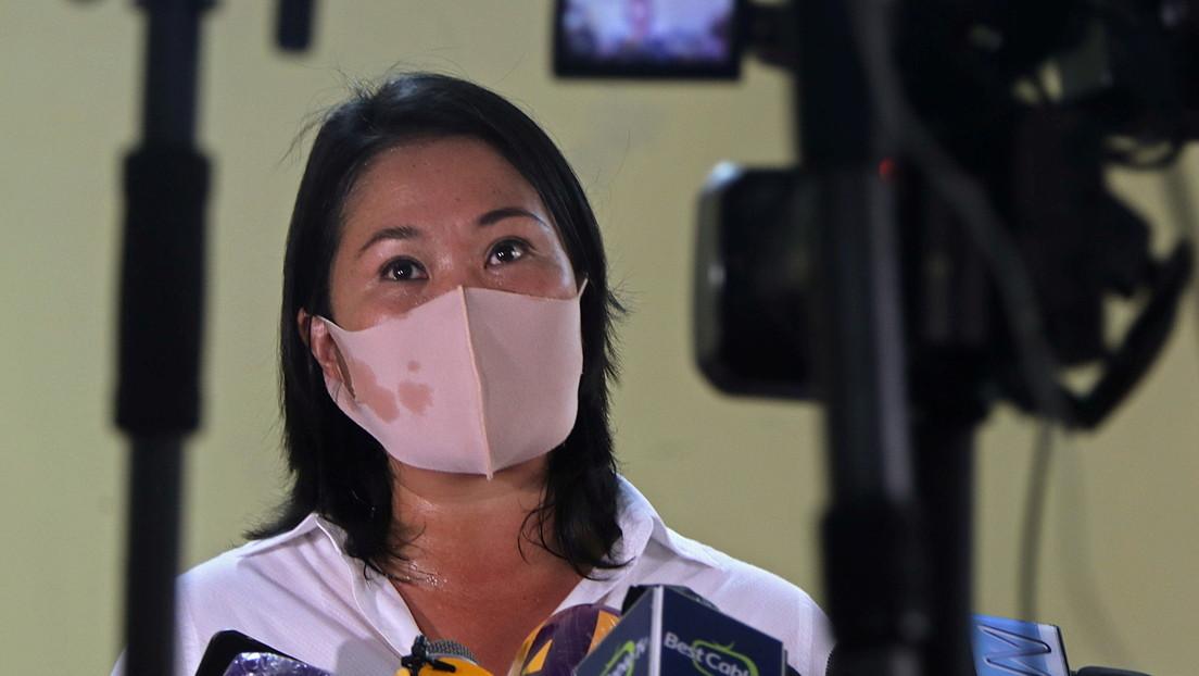 """""""No se meta en mi país"""": Keiko Fujimori arremete contra Evo Morales por su afinidad con las propuestas de Pedro Castillo en Perú"""