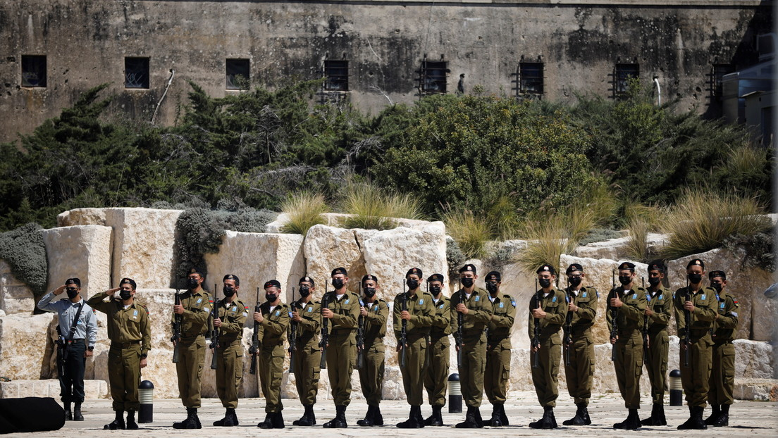 El Ejército de Israel anuncia que atacó objetivos en territorio sirio en respuesta al lanzamiento de un misil tierra-aire