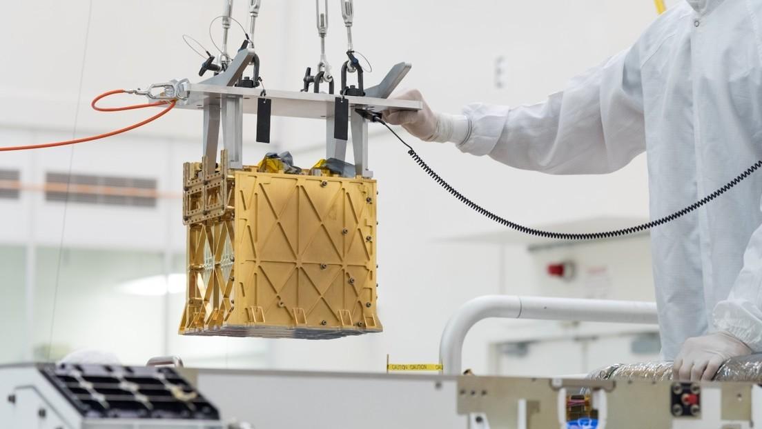 El róver Perseverance de la NASA consigue extraer por primera vez oxígeno de la atmósfera de Marte