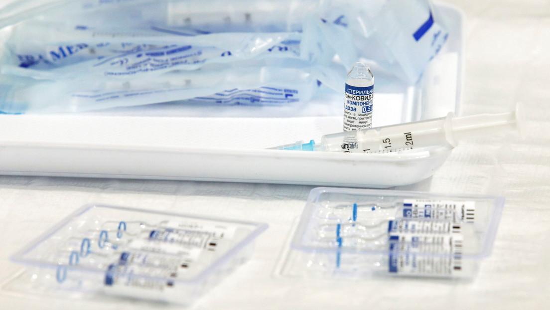 La región alemana de Sajonia desea comprar a Rusia 30 millones de dosis de la vacuna Sputnik V contra el coronavirus