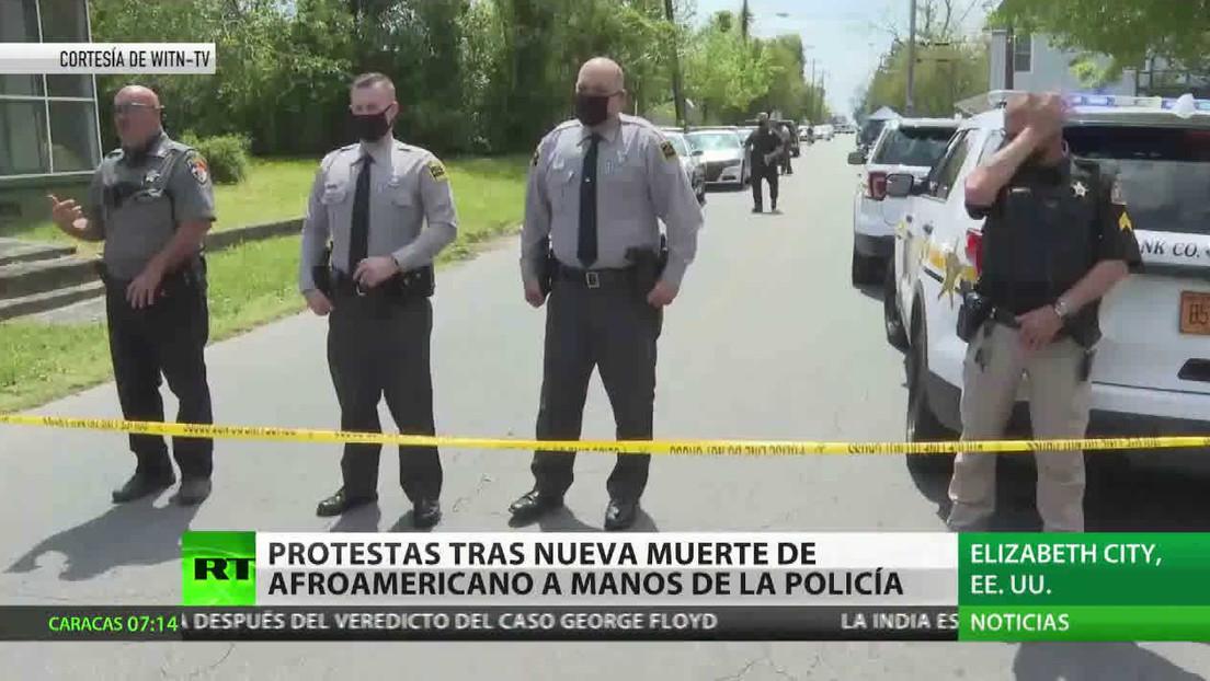 EE.UU. responde a las protestas ciudadanas con medidas de represalia y refuerzo policial