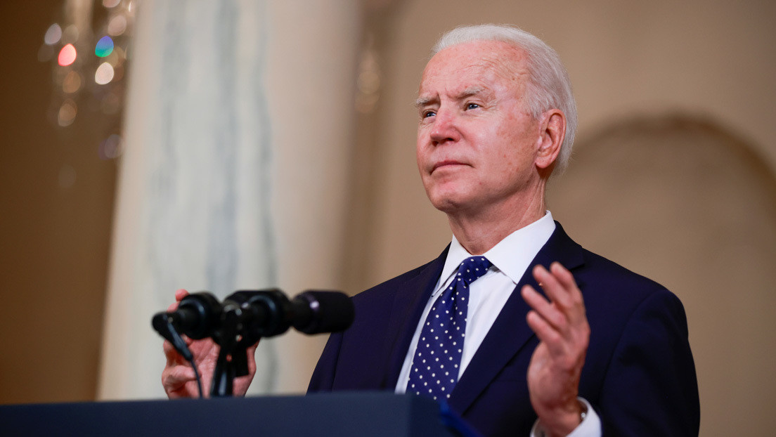 """Década decisiva"": Biden llama a otros países a tomar medidas activas para resolver la crisis climática"