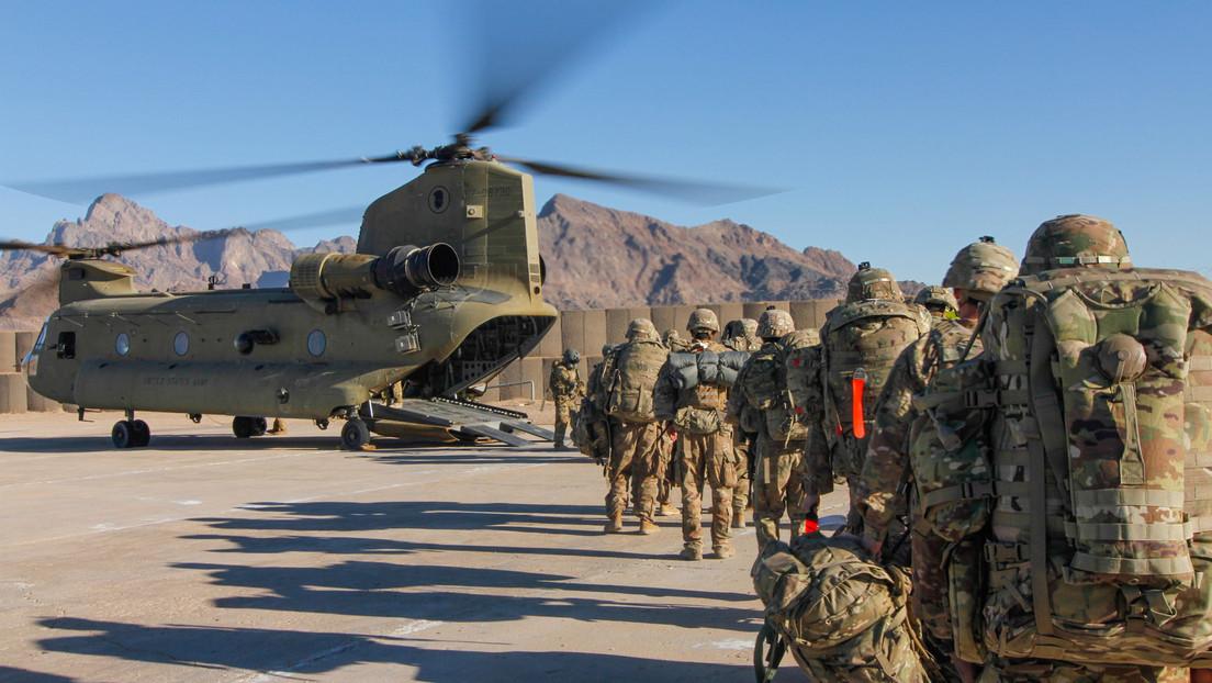 """La Cancillería rusa sobre la retirada de las tropas de EE.UU. y de la OTAN de Afganistán: """"Miles de millones de dólares fueron dejados en la arena"""""""