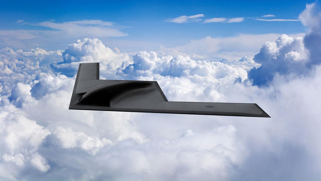 FOTO: Desvelan en China el prototipo de un dron de ataque furtivo que podría rivalizar con el B-21 de EE.UU.