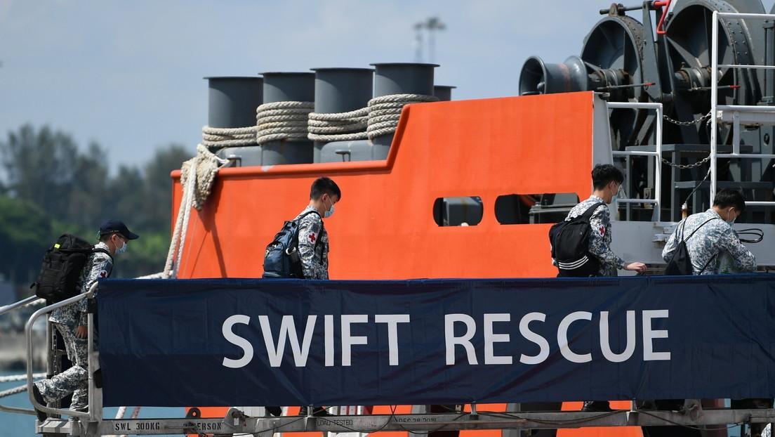 """EE.UU. enviará """"activos aéreos"""" para ayudar en la búsqueda del submarino indonesio desaparecido"""