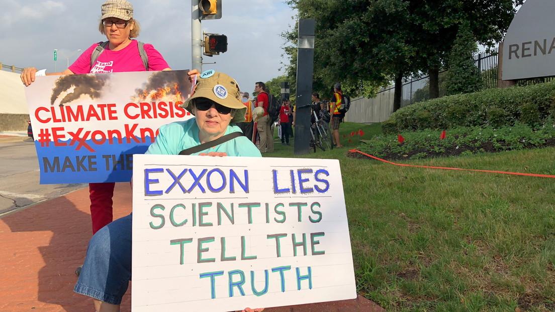 Nueva York demanda a Exxon, BP y Shell en relación con el cambio climático