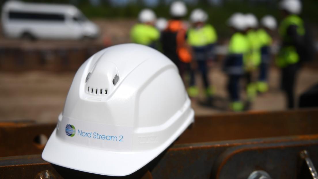 """Moscú sobre el gasoducto Nord Stream 2: """"Si EE.UU. ordena a Alemania que deje de respirar, ¿obedecerá?"""""""