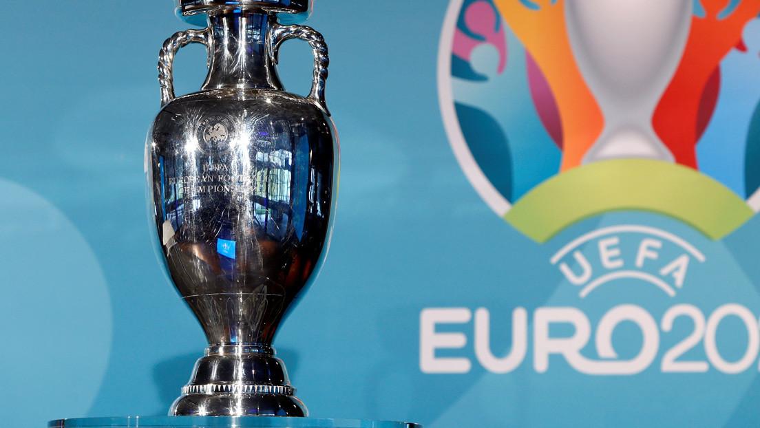 Los partidos de la Eurocopa 2020 en Dublín se trasladan a San Petersburgo y Londres