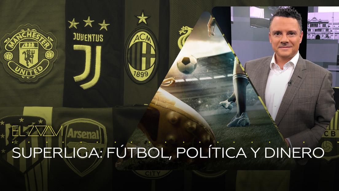 Superliga: fútbol, política y dinero