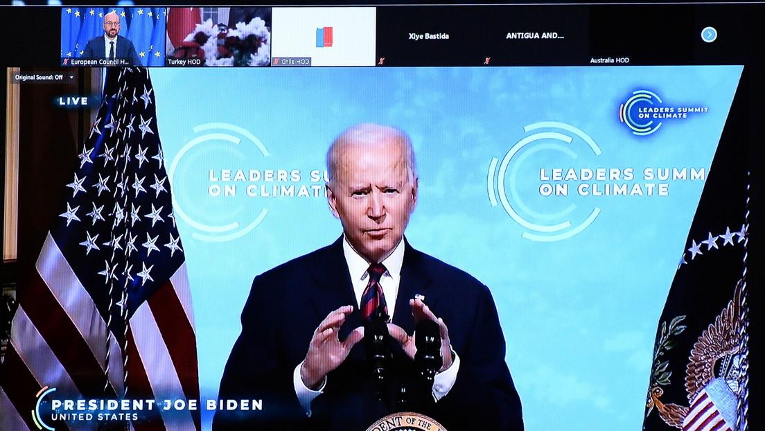 El llamado a la acción de Biden para combatir el cambio climático cierra la Cumbre de Líderes sobre el Clima