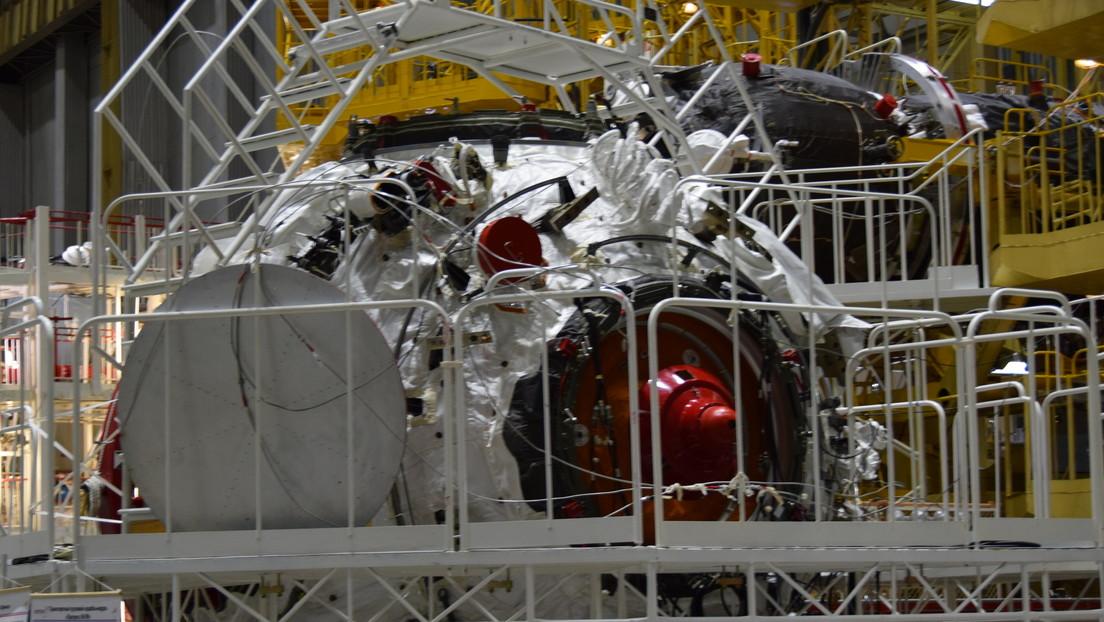 Nueva casa cósmica: así son las instalaciones donde Rusia construye su propia estación espacial