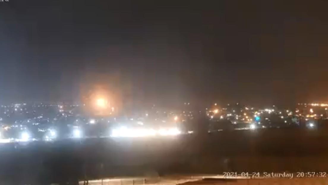 Las sirenas vuelven a sonar en el sur de Israel tras el lanzamiento de cohetes desde Gaza