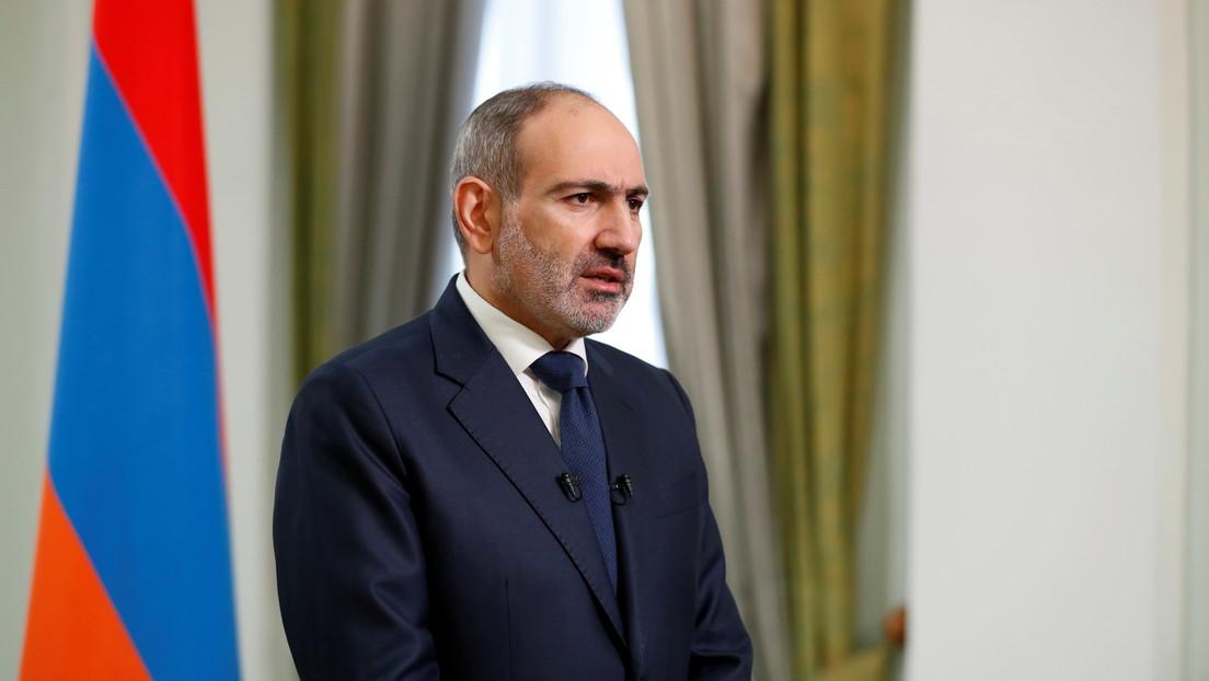 El primer ministro de Armenia, Nikol Pashinián, renuncia para convocar elecciones parlamentarias extraordinarias