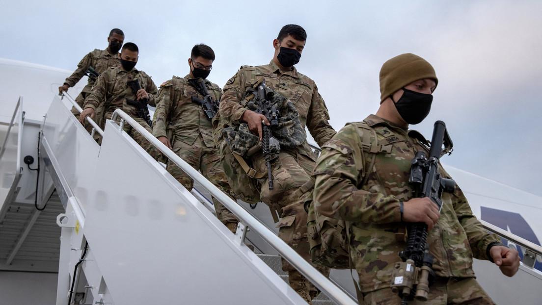 EE.UU. y la OTAN comienzan la retirada de sus tropas de varias bases en Afganistán
