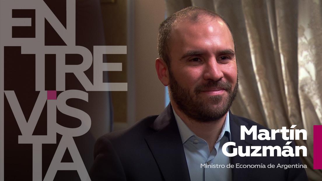 """Martín Guzmán, ministro de Economía de Argentina: """"Para nosotros, la mejor política económica es conseguir vacunas contra el covid-19"""""""