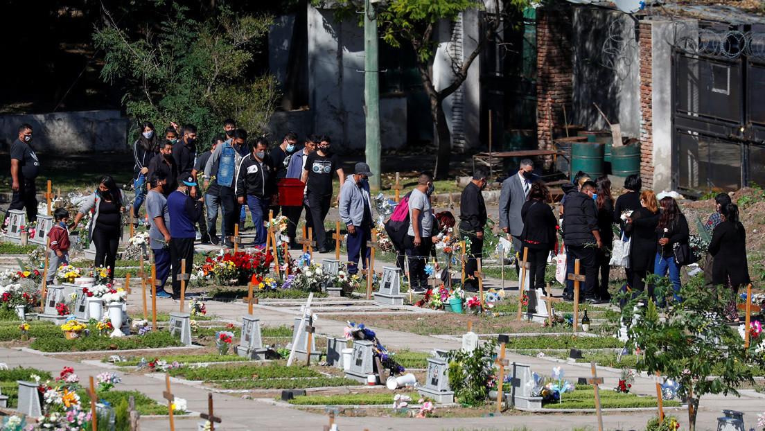 """Piden un """"cierre muy fuerte"""" de 15 días para la provincia de Buenos Aires, incluyendo la suspensión de los partidos de fútbol"""