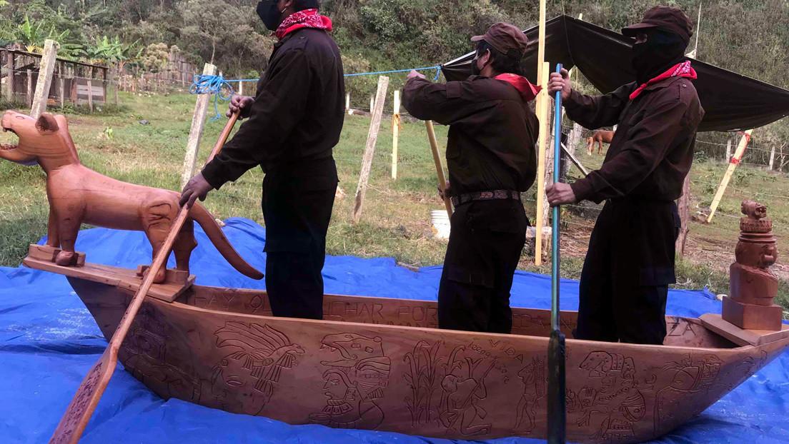 """'Travesía por la vida': así es la gira que el Ejército Zapatista realizará por Europa para compartir """"dolores y rabias"""""""