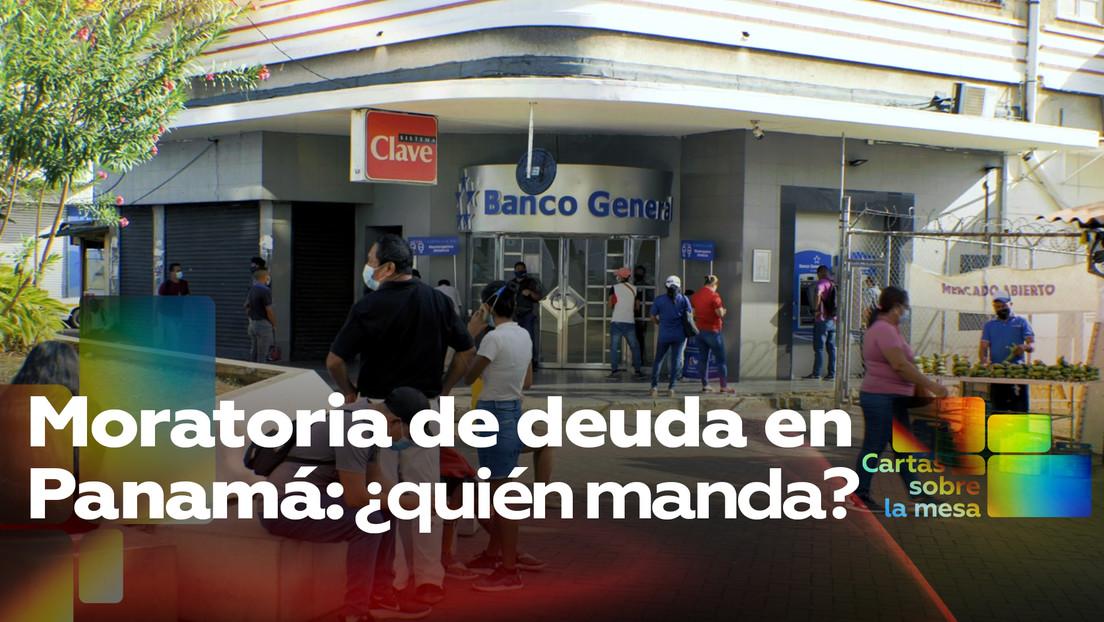 Moratoria de deuda en Panamá: ¿quién manda?