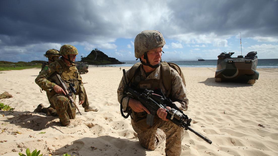 Marines de EE.UU. se preparan para las guerras del futuro cambiando sus armas y tácticas
