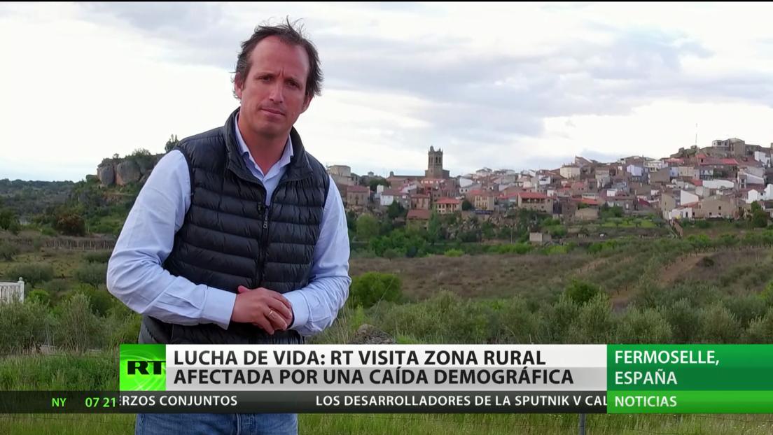 Lucha de vida: RT visita una zona rural de España afectada por una caída demográfica
