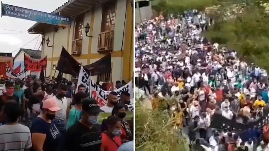 ¿Un paro más o un quiebre en la política? Las protestas vuelven a Colombia por la reforma tributaria