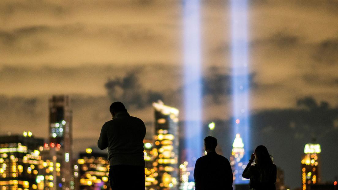 Joven encuentra en un álbum familiar fotos nunca antes vistas del atentado del 11 de septiembre