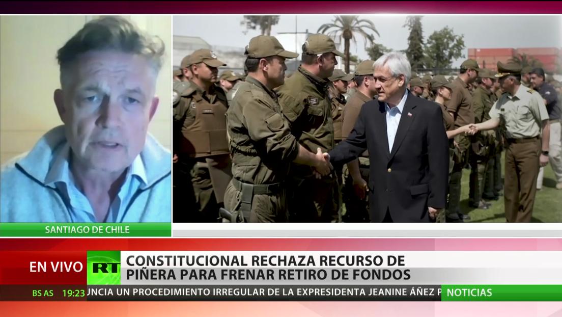 Experto: Con el retiro del fondo de pensiones en Chile la economía se va a recuperar más rápido de la pandemia