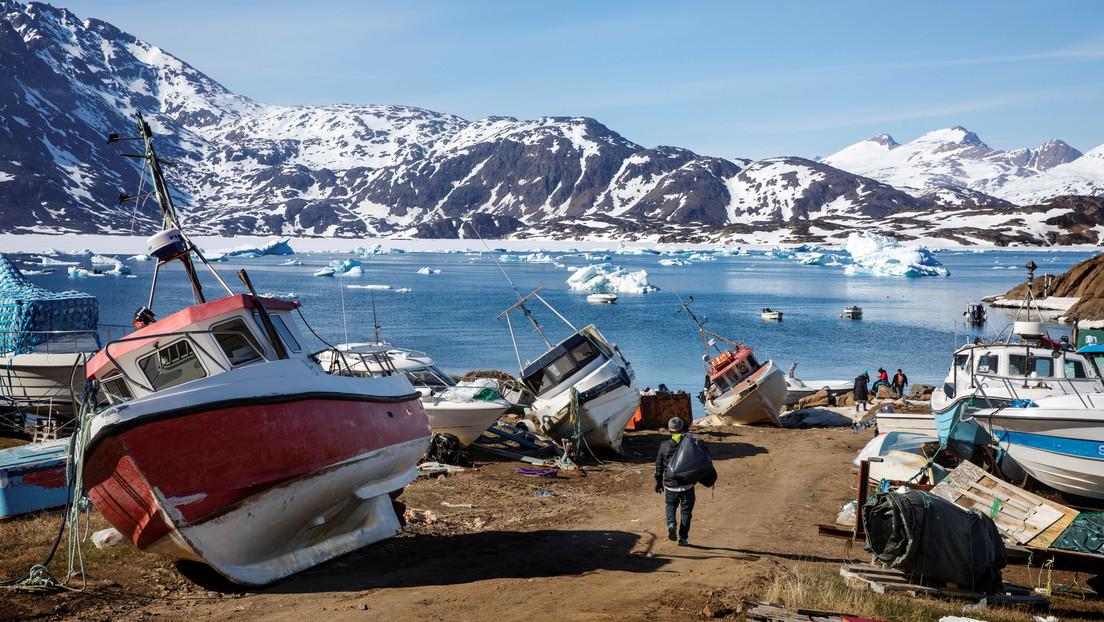 Publican por primera vez un video del atroz tsunami que arrasó la costa de Groenlandia en 2017