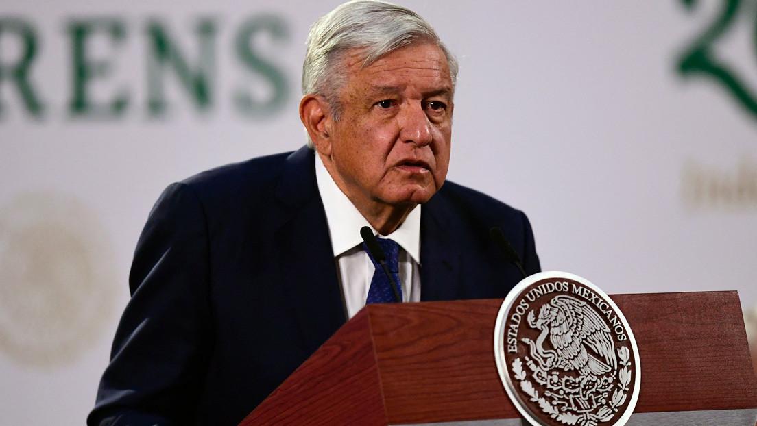 """""""Es un golpe a la democracia"""": López Obrador descalifica a las autoridades electorales que cancelaron el registro de dos candidatos a gobernadores"""