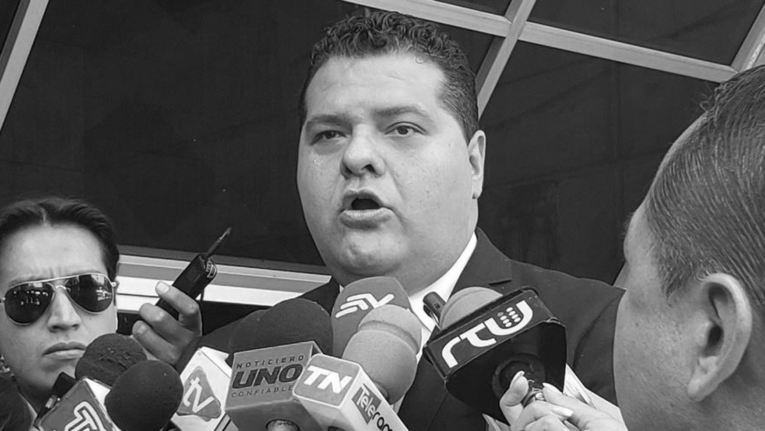 Asesinan a balazos al abogado de Jorge Glas, exvicepresidente de Ecuador