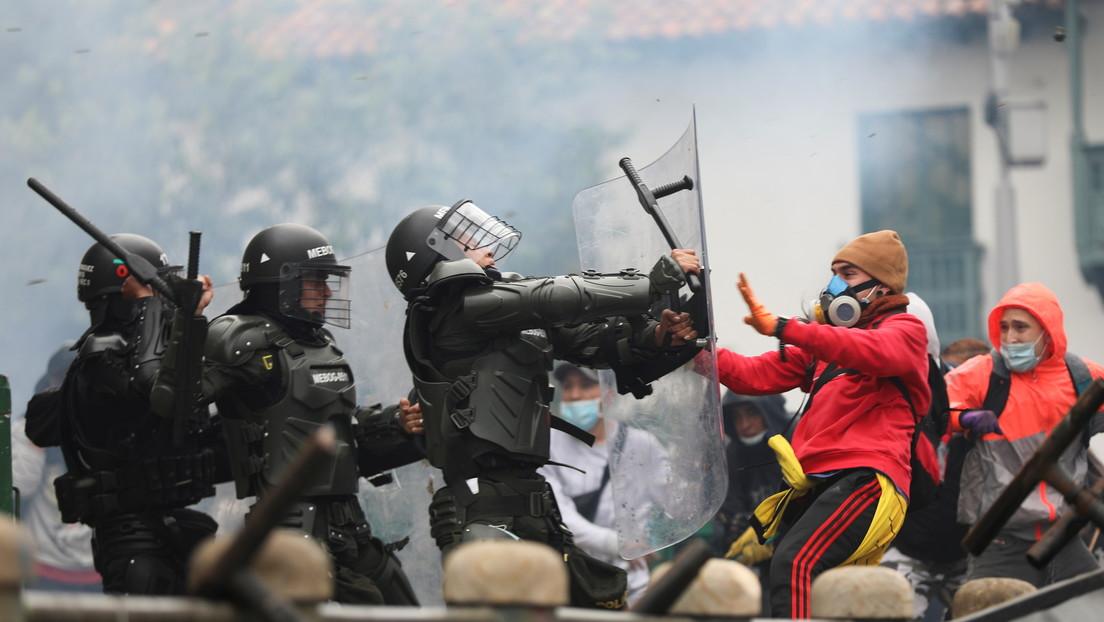 Mueren dos personas en medio de las manifestaciones en Colombia contra la reforma tributaria de Iván Duque