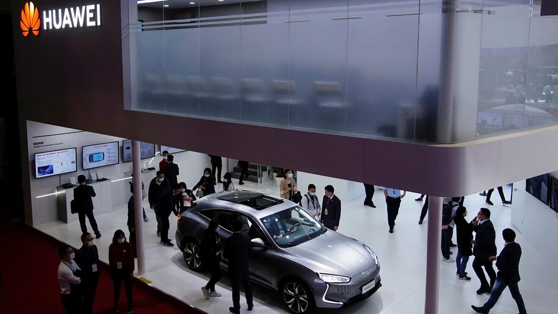 Huawei podría hacerse con el control parcial de dos empresas que fabrican automóviles eléctricos