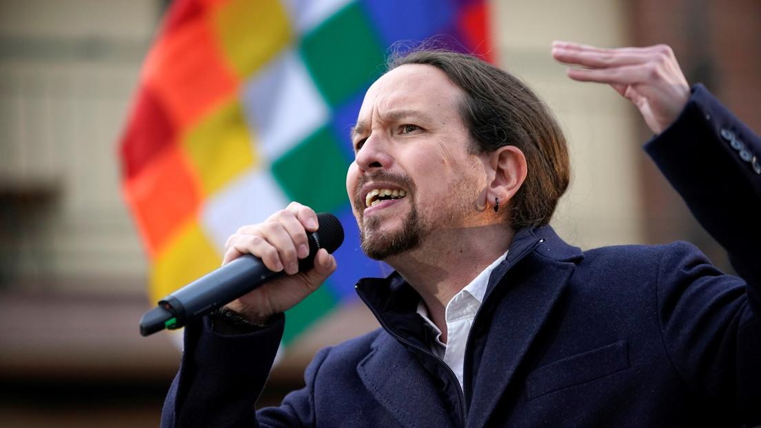 España: Pablo Iglesias confirma que abandonará el liderazgo de Unidas Podemos en 2023 y volverá a dar clases