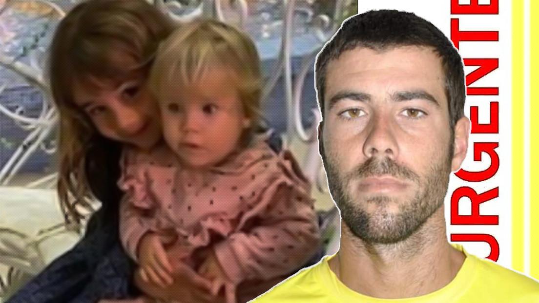 Desaparición de alto riesgo: buscan en España a un hombre y sus dos hijas tras amenazar a la madre con que no las volvería a ver