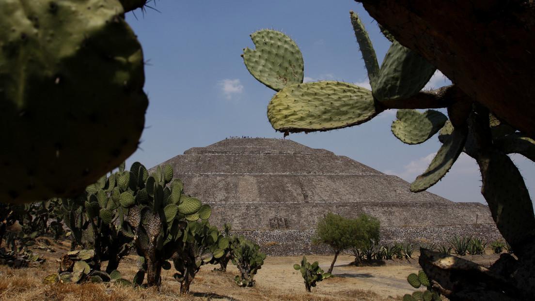 Encuentran réplicas de construcciones del complejo mexicano de Teotihuacán en una antigua ciudad maya en Guatemala