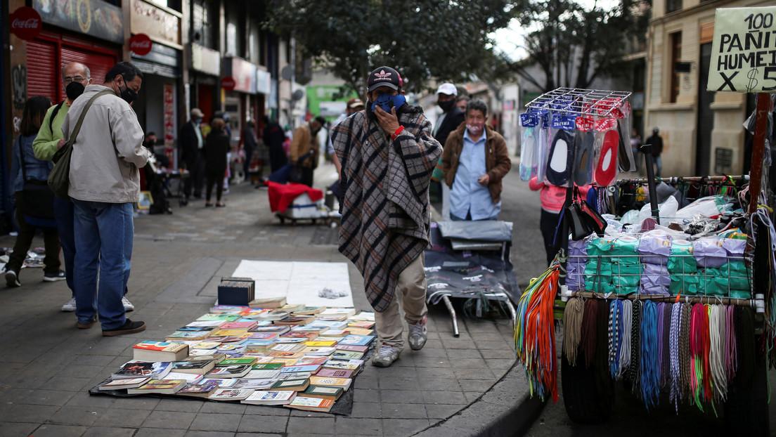 Más de 6 millones de 'nuevos pobres': la miseria se dispara en Colombia durante la pandemia