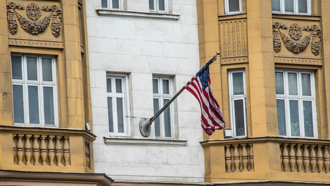 La Embajada de EE.UU. en Moscú suspenderá el servicio de visados para viajes no diplomáticos