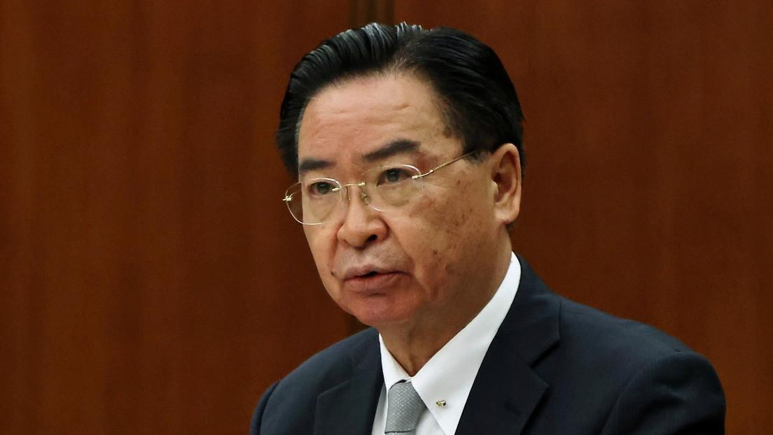 Ministro de Relaciones Exteriores taiwanés, Joseph Wu