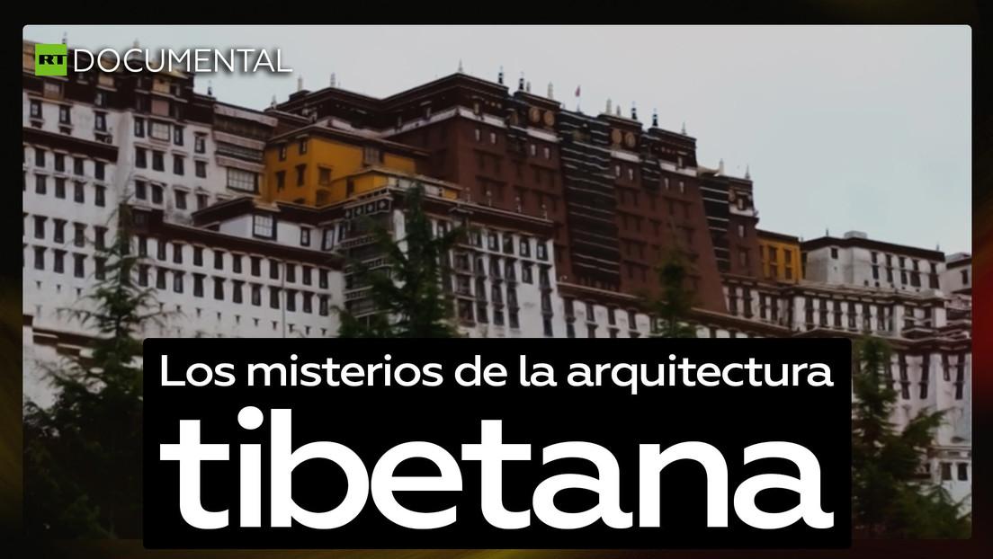 Misterios de la arquitectura tibetana