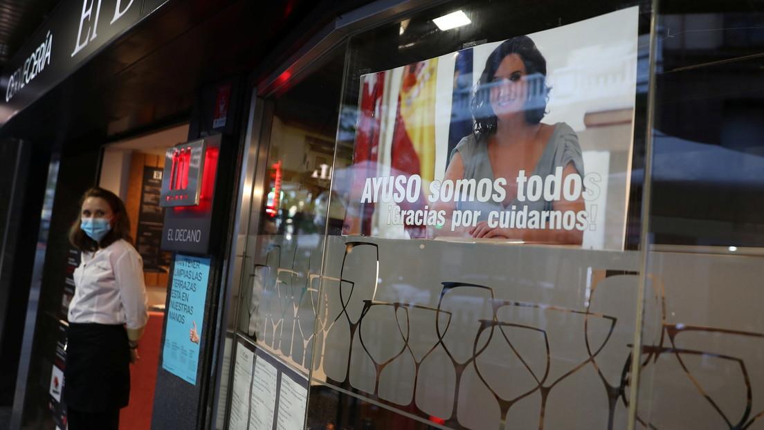 """""""Ayuso representa el 'trumpismo' a la española"""": El escritor y periodista Daniel Bernabé habla sobre las elecciones en Madrid"""