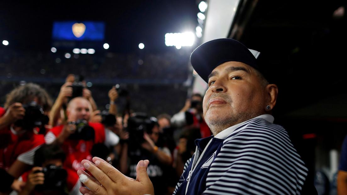 """Peritos afirman que Maradona pudo haber tenido """"más chances de sobrevida"""" sin el equipo médico """"deficiente"""" que lo trató"""