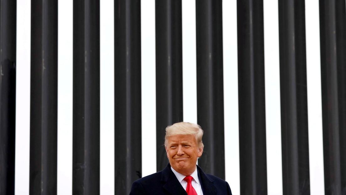 El Pentágono cancela todos los contratos para construir el muro fronterizo de Trump