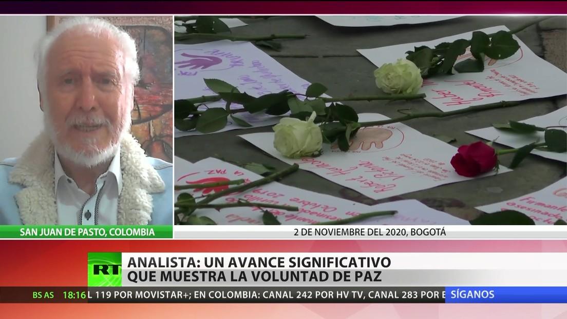 """Experto: El reconocimiento de las FARC de su responsabilidad en secuestros """"es un avance significativo"""""""