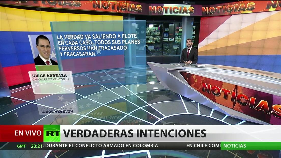 Auditoría de USAID critica motivos políticos de la ayuda a Venezuela