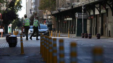 El Gobierno de Chile anuncia el cierre de sus fronteras durante el mes de abril por el aumento de casos de covid-19