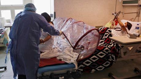 Detectan el primer caso de la cepa británica del coronavirus en el estado mexicano de Hidalgo